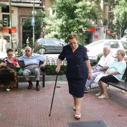 Ancianos, Jubilados