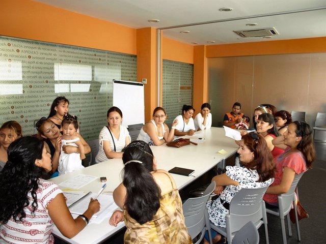 latinoamericanas en La Rioja Amdelar