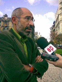Antonio Garcia, portavoz de la Asociación Profesional de la Magistratura (APM)