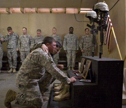 Estados Unidos ya tiene menos de 50.000 tropas en Irak