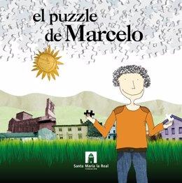 Portada de 'El Puzzle de Marcelo'
