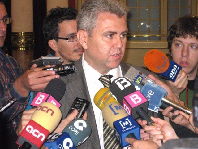 Josep Melià Unió Mallorquina UM