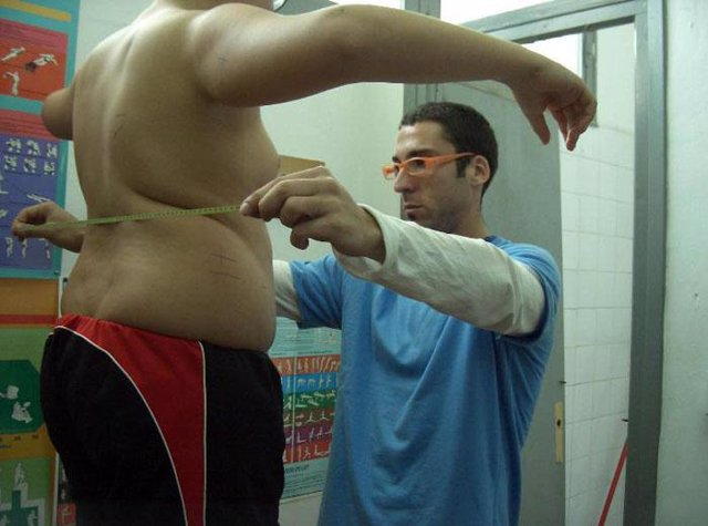 Test morbilidad, obesidad