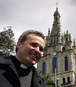 El obispo auxiliar de Bilbao, Mario Iceta