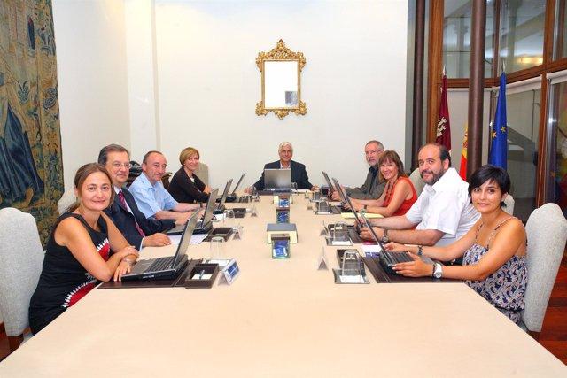 Consejo de Gobierno de C-LM