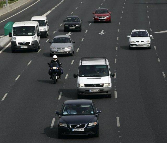 Tráfico, coches