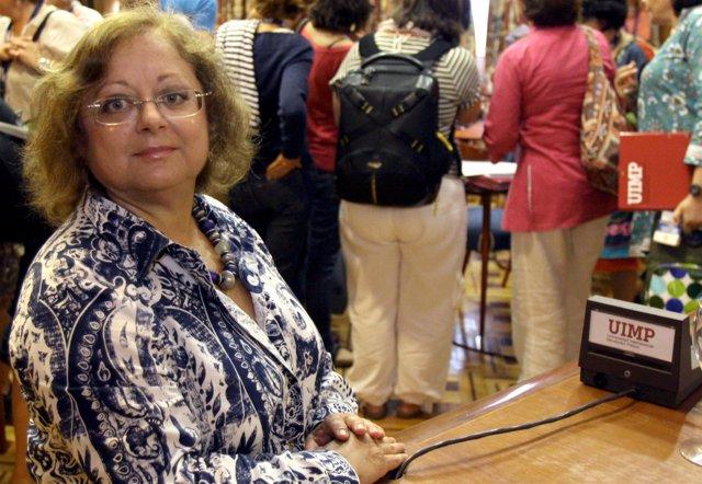 23 DE AGOSTO 2010, la fotógrafa CRISTINA GARCÍA RODERO