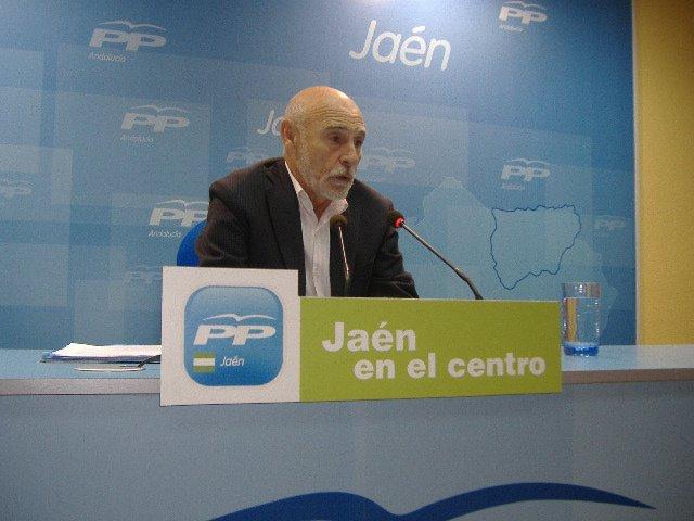 El diputado del PP Gabino Puche