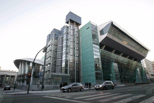 Palacio de Los Deportes de La Comunidad de Madrid