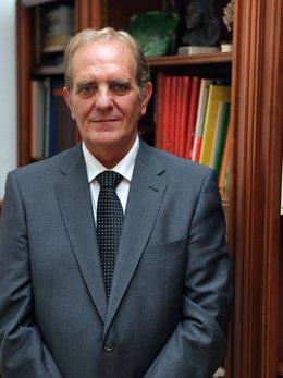 El presidente de la Diputación de Jaén, Moisés Muñoz