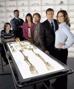 Bones, la serie