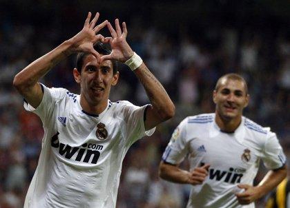 El Real Madrid vence al Peñarol (2-0) en el Trofeo Santiago Bernabéu pero no convence