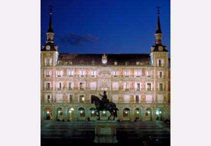 La plaza Mayor de Madrid contará con wifi gratuito