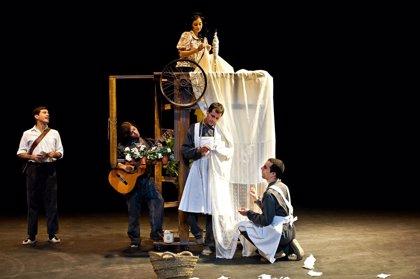 La UIMP rinde tributo a Miguel Hernández con la propuesta teatral de 'Escénicas en el Casyc'