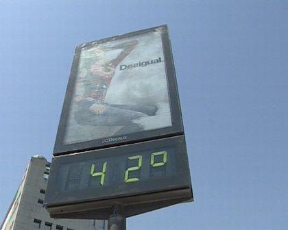 Un total de 13 provincias, entre ellas Badajoz, estará este miércoles en alerta amarilla por la ola de calor