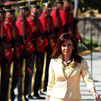 Kirchner denunciará a 'Clarín' y a 'La Nación'