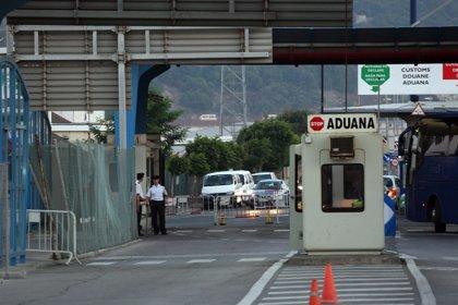 Los trabajos para instalar el peaje a Gibraltar siguen desarrollándose en suelo municipal de La Línea