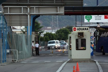 La Línea de la Concepción (Cádiz) sigue realizando las obras para instalar el peaje a Gibraltar