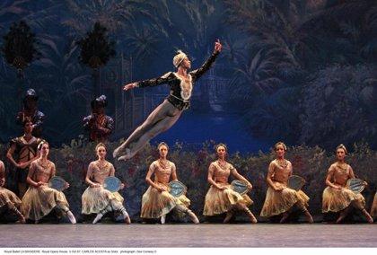 Los Cines Las Cañas programa para este jueves la proyección de ballet 'La Bayadere' de Minkus