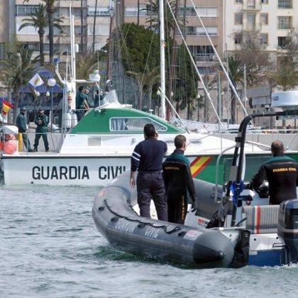 Rescatadas dos embarcaciones con nueve inmigrantes subsaharianos