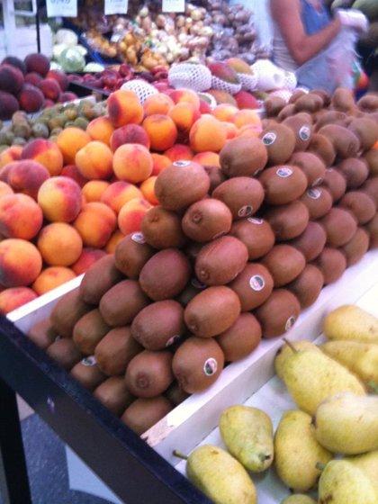 El carico montañés, el pimiento de Isla, o la cebolla lebaniega, en la Guía de las mejores frutas y hortalizas