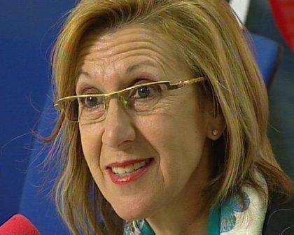 """Rosa Díez avisa que, con el ajuste, la chequera del Gobierno para sumar al PNV se llenará de """"soberanismo"""""""