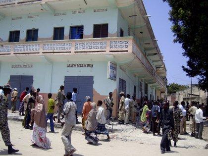 El ejército somalí repele el avance de Al Shabaab hacia el palacio presidencial
