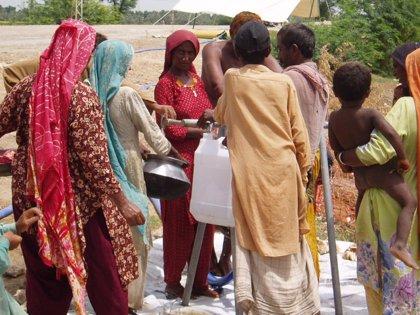 Un equipo de médicos coordinado por la AECID llega a Pakistán  para ayudar a las víctimas de las inundaciones