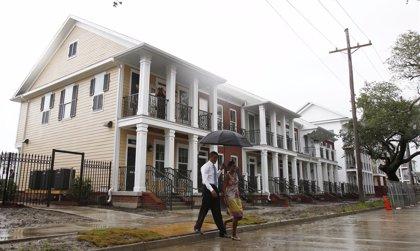 Obama promete una recuperación completa de Nueva Orleans