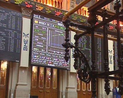 Economía/Bolsa.- El Ibex 35 sube un 0,54% en la apertura de la sesión y conquista los 10.200 puntos
