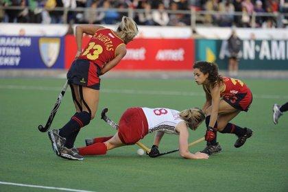 Hockey hierba/Mundial (F).- España cae en el debut ante Inglaterra (2-3)