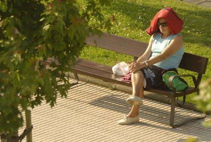 La alerta por el calor aumenta a nivel naranja en las Vegas del Guadiana (Badajoz) con temperaturas de hasta 40 grados