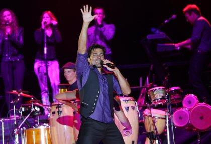 Chayanne ofrece esta noche el último concierto gratuito del verano 2010 en las playas de la capital