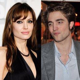 Angelina Jolie, Robert Pattinson