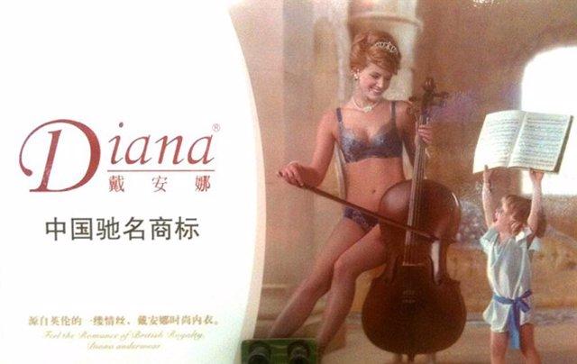 China Desnuda A Lady Di En El Aniversario De Su Muerte