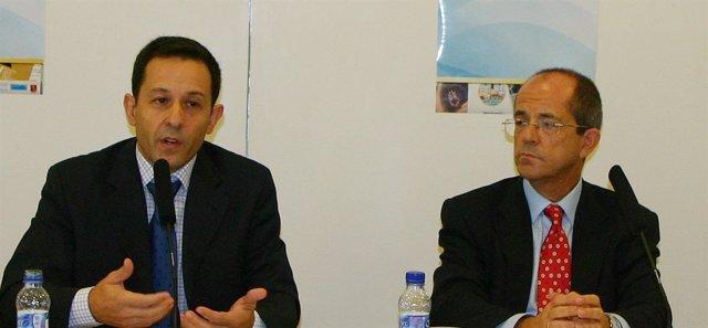 Javier Corral; Vicente Vicente