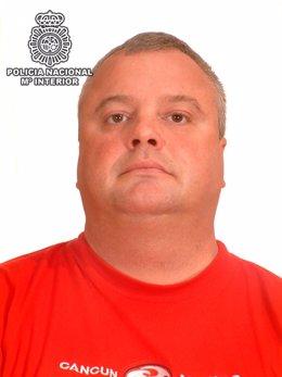 Konstantin Mrykhin, detenido hoy en Barcelona