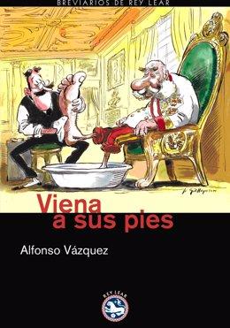Portada libro Viena a sus pies