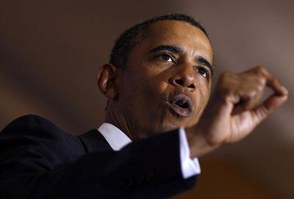"""Obama considera que su política económica detuvo la """"hemorragia"""""""
