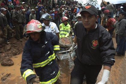 Al menos 21 muertos por las lluvias torrenciales de Guatemala