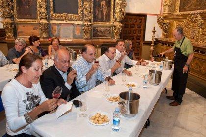 'El Rioja y los 5 sentidos' incluye cursos de cata en Logroño, Alfaro, Cervera del Río Alhama, Nájera y Haro