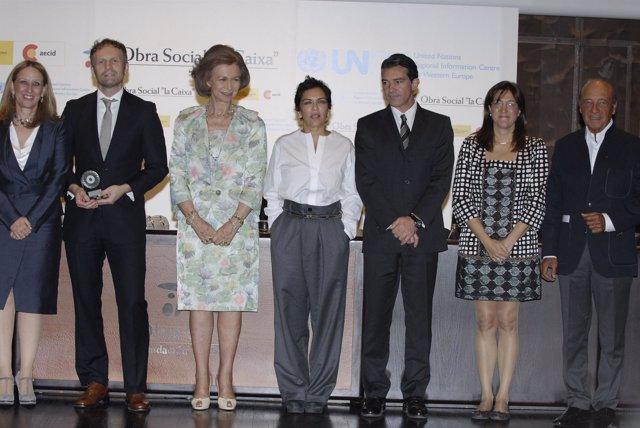 Entrega de Premios 'Da Rienda Suelta a tu Creatividad'