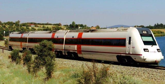 Nuevos trenes para la conexión Huelva-Zafra