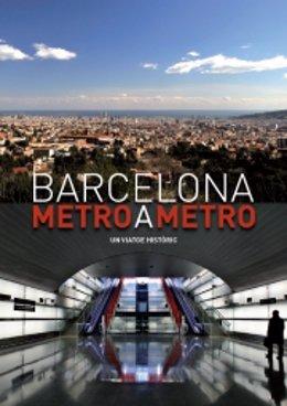 Portada de la guía 'Barcelona metro a metro'