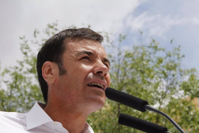 Tomás Gómez, en una imagen de archivo