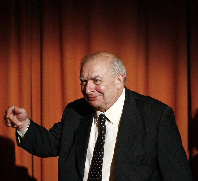 El director de cine Claude Chabrol