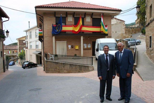 La actuación ha sido desarrollada por el Gobierno de La Rioja