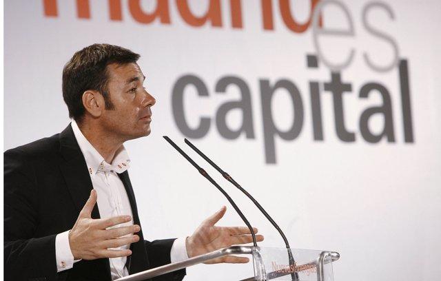 Tomás Gómez, en una foto de archivo