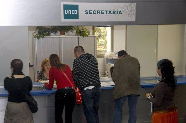Matriculaciones UNED Asturias