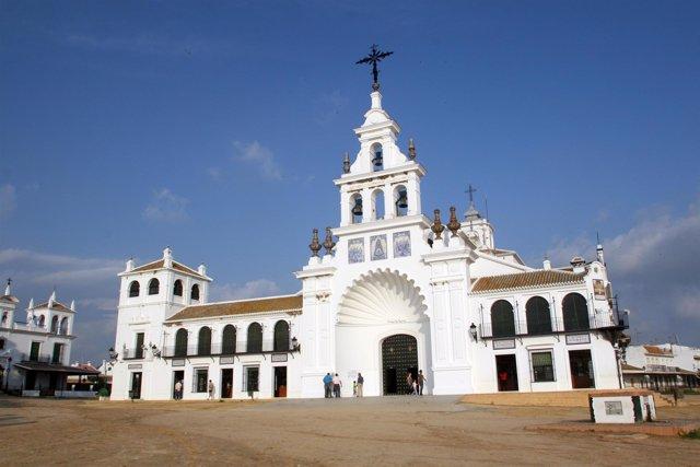 Iglesia del Rocío (Huelva)